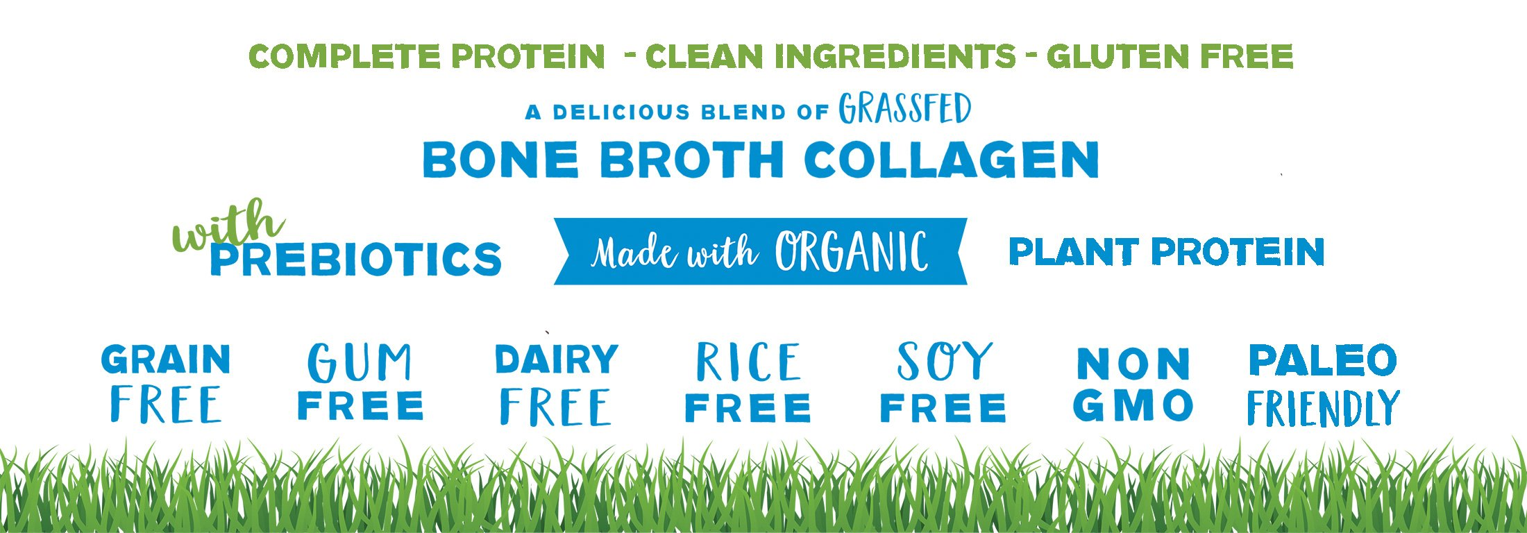 GracieBloo Bone Broth Collagen Features