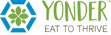 Yonder Logo - Eat to Thrive